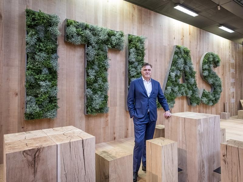 Itlas, pavimenti in legno: l'azienda a crescita verticale