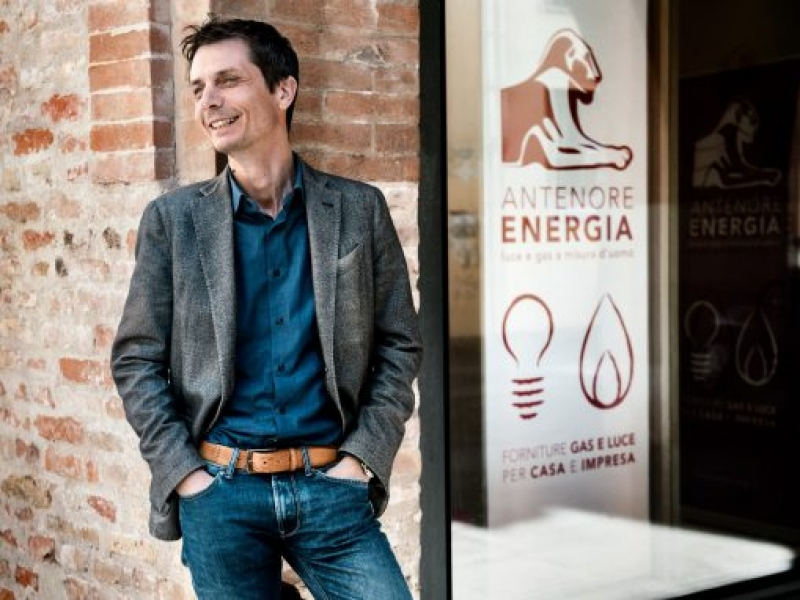 Antenore: l'Energia a misura d'Impresa